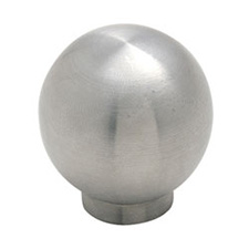 Amerock BP19007-SS Steel Collection Knob - 30mm - Stainless Steel