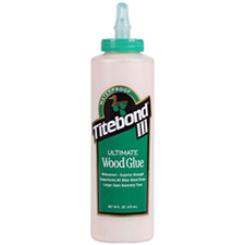 Titebond 1414 Titebond III Ultimate Wood Glue - 16ozTitebond 1414 Colle à Bois Titebond III - 16oz