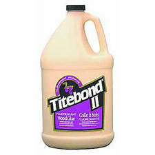Titebond 2316 Titebond II Fluorescent Wood Glue - 1 Gallon