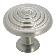 Amerock BP19252-G10 Divinity Collection Spiral Knob - 1 1/4