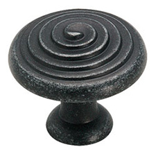 Amerock BP19252-WID Divinity Collection Spiral Knob - 1 1/4
