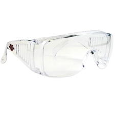 IMPEX SAFETY GLASSES CLEAR