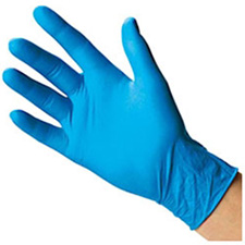 Wurth Nitrile Powder Free Gloves 100 per box - Large