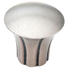 Amerock BP24021-AN Vasari Collection Round Knob - 1 5/16