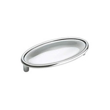 Amerock BP26126-26 Manor Collection Cup Pull - 3