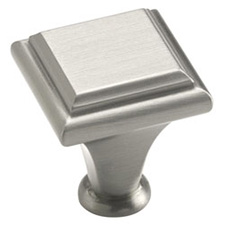 Amerock BP26131-G10 Manor Collection Square Knob - 1