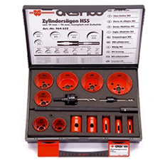 HOLE SAW ASSORTMENT KIT