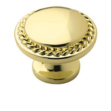 Amerock BP53001-3 Allison Value Hardware Collection Rope Knob - 1 1/4