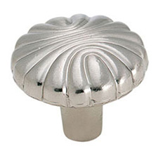 Amerock BP1337-G9 Natural Elegance Collection Shell Knob - 1 7/32