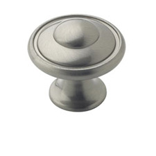 Amerock BP53002-G10 Allison Value Hardware Collection Knob - 1 3/16
