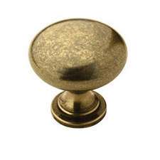 Amerock BP53005-BB Allison Value Hardware Collection Knob - 1 1/4