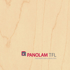 Panolam TFL W256 Melamine Country Maple Satin Finish G2S 1