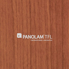 Panolam TFL Melamine W156 Grand Cherry Satin Finish 1