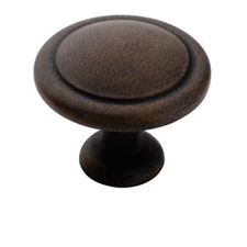 Amerock BP1387-ART Round Knob Reflections Collection - 1 1/4