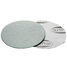 SurfPrep SP2520-0100 Film Backed Sanding Discs - 5