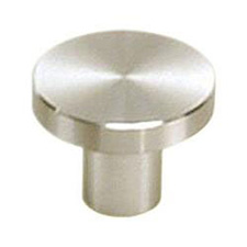 89401 STAINLESS STEEL KNOB  - 1 1/4