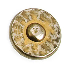 37676 NEVADA KNOB ANTIQUE PEWTER WASH BRONZE