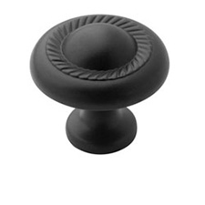 Amerock BP53022-FB Allison Value Hardware Collection Knob - 1 1/4