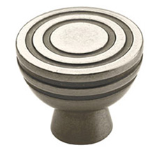 Amerock BP53043-AN Sonara Collection Knob - 1 7/32