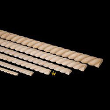 Grand River 6-0142-P Rope Twist Trim - 5/8