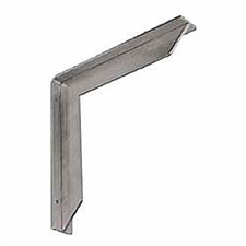 Federal Brace Streamline Counter Top Bracket 8x8 Steel 34430
