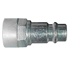 C.A. Technologies 53-572 High Flow Quick Disconnect Couplings (for HVLP use) 1/4