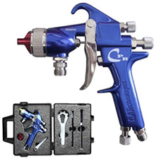 CA Technologies CAT-CPR Compliant Pressure Reduced Spray Gun Pack