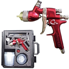 C.A.Technologies CPR-G-W-PPS Gravity Spray Gun with Medium PPS Cup kit