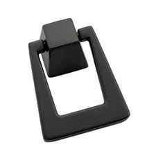 Amerock BP55274-BBR Blackrock Collection Pendant Pull - 1 5/6