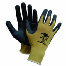 Wurth Airflex Nitrile Coated Gloves Pair - Small