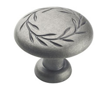 Amerock BP1581-2-WN Inspirations Knob - 1 3/4