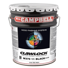 M.L. Campbell W37011.5 Clawlock Primer - Black - 5 Gallons