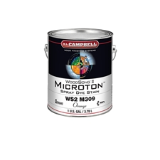 M.L. Campbell WS2 M309.1 WoodSong II Microton Spray Dye Stain - Orange