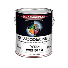 M.L. Campbell WS2 S225 -MTO- Spray & Wipe Stain - Charcoal