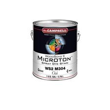 M.L. Campbell WS2 M304.1 WoodSong II Microton Spray Dye Stain - Oak