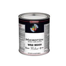 M.L. Campbell WS2 M303.1 WoodSong II Microton Spray Dye Stain - Mahogany