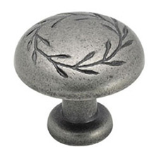 Amerock BP1581-WN Inspirations Leaf Knob - 1 1/4