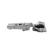 Blum 71T9550 CLIP Top Hinge for Thick Doors / Doors with Profiles - 95° Opening Angle - Overlay Application - with Spring - Screw-on