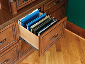 Rev A Shelf RAS-SMFD-52 Small File System Insert for Drawers - 18