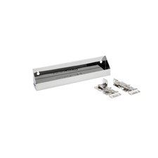Rev A Shelf 6581-13-52 Tip-Out Tray Stainless Steel with Hinges - 13