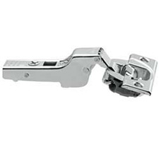 BLUM 71B3650 Blumotion Partial Overlay Screw-on Hinges with 110 Degree Opening Angle