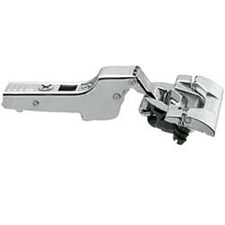 BLUM 71B3690 Blumotion Partial Overlay INSERTA Hinges with 110 Degree Opening
