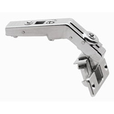 Blum 79T8500 CLIP Top Bi-fold Hinge - 60° Opening - with Spring - Screw-on