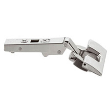 Blum 75T1590B CLIP Top Hinge - 107° Opening Angle - Overlay Application - With Spring - INSERTABlum 75T1590B Charnière CLIP Top - Angle d'Ouverture de 107° - À Recouvrement - À Ressort - INSERTA