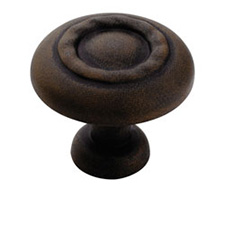 Amerock BP1585-ART Inspirations Collection Rope Knob - 1 1/4