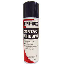 Choice Brands Adhesives - Pro High Temperature/Strength Contact Adhesive - 20oz