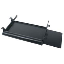 5710SP BLK KEYBOARD TRAY  21-3/4X18