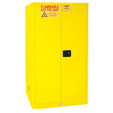 60 Gallon Wurth OSHA Flammable Material Storage Cabinets