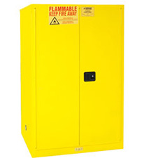 90 Gallon Wurth OSHA Flammable Material Storage Cabinets