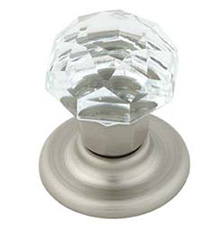 Amerock E5247-CSG Allison Value Hardware Collection Knob for Bi-fold Doors - 1 1/2